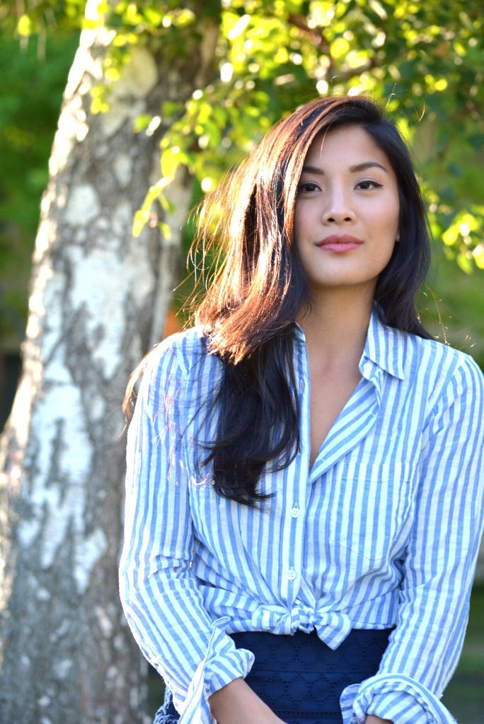 02-Jcrew_banana-republic_skirt_button-up_forever21