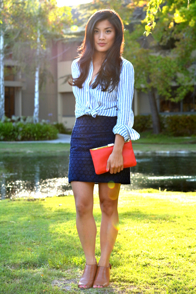 09-Jcrew_banana-republic_skirt_button-up_forever21